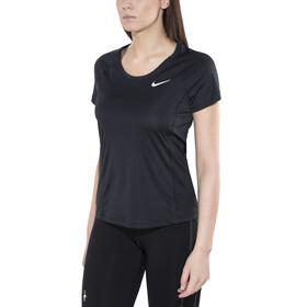 Nike Dry Miler Crew SS Top Women black/black